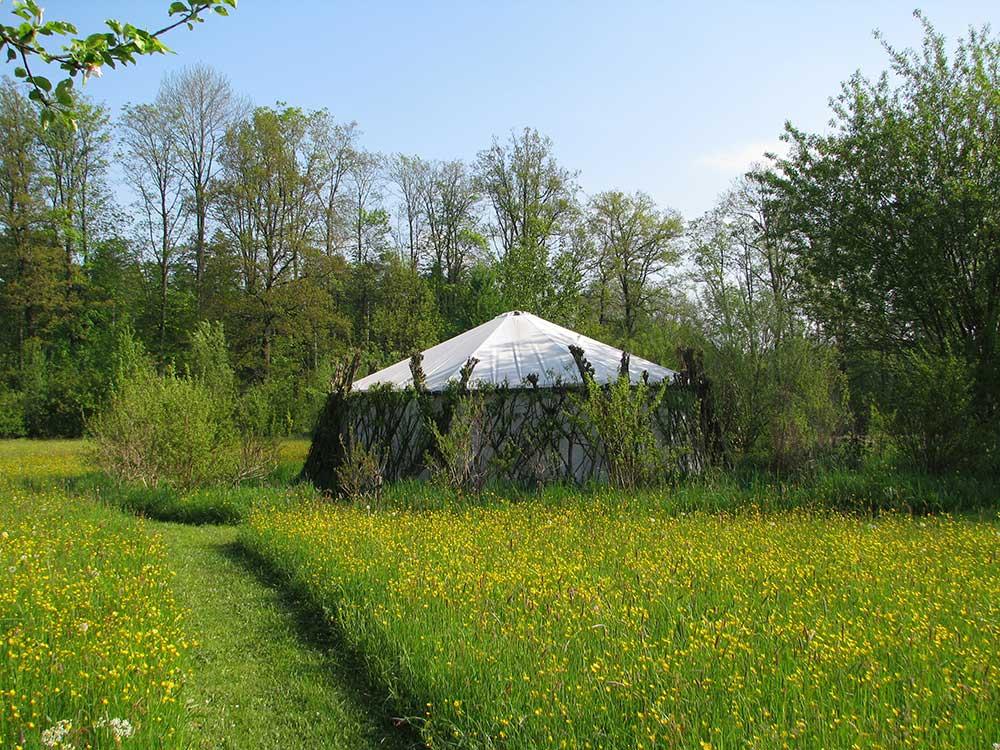 Permakultur Lebensraum Garten Hohenfels