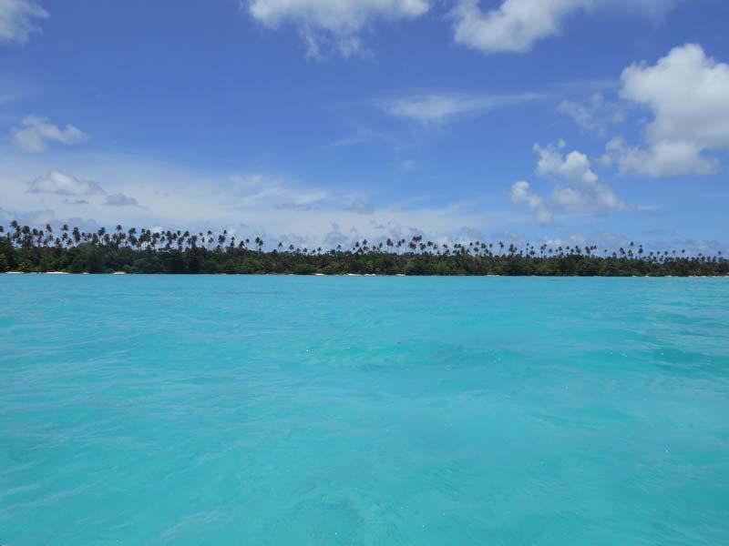 Ninigo-Inseln in Papua Neu Guinea