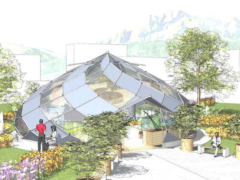 Vorstudie Aquaponic Dome