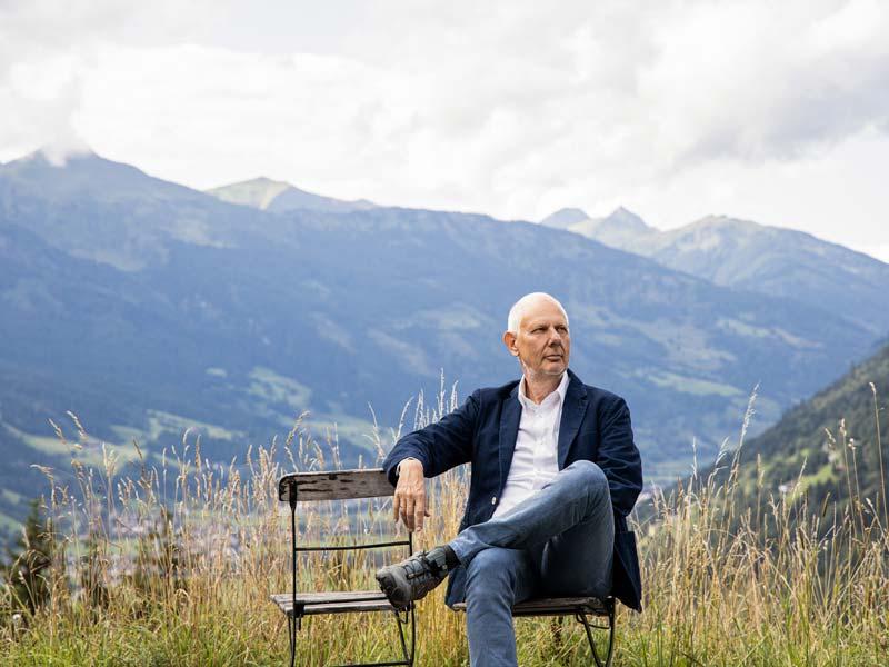 Matthias Horx, Trend- und Zukunftsforscher, Foto: Klaus Vyhnalek