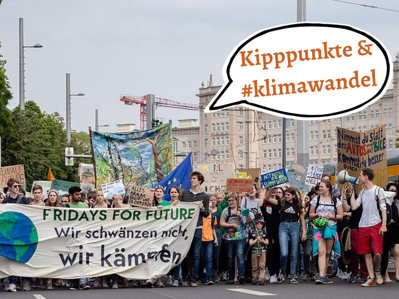 Fridays For Future Leipzig: 2. Internationaler Klimastreik im Mai 2019. (Creative Commons: BY-SA Tobias Möritz)